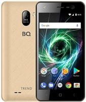 Смартфон BQ-Mobile BQ-5009L Trend (золотистый)