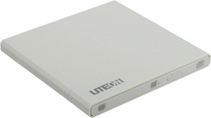 DVD привод Lite-On eBAU108 (белый)