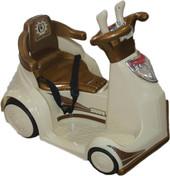 Электромобиль Little Tiger XHZ-B088 (бежевый)