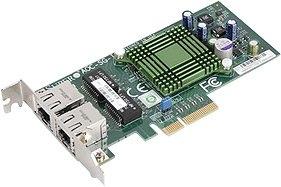 Сетевой адаптер Supermicro AOC-SG-I2