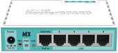 Маршрутизатор Mikrotik Hex [RB750Gr3]