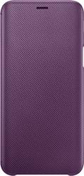 Чехол Samsung Flip Wallet для Samsung Galaxy J6 (фиолетовый)