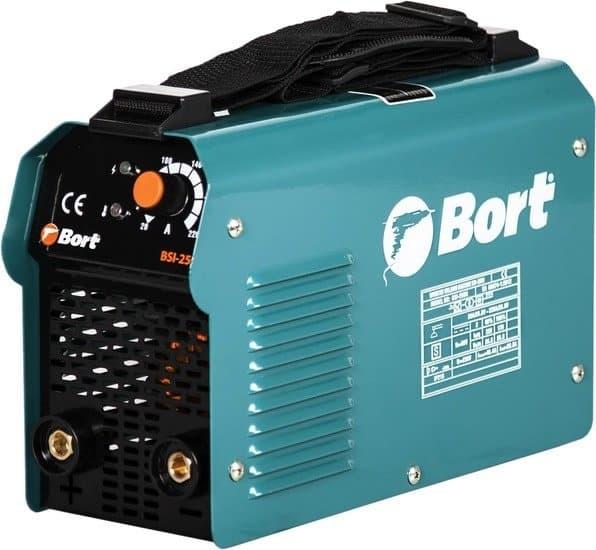 Сварочный инвертор Сварочный инвертор Bort BSI-250H 91272706