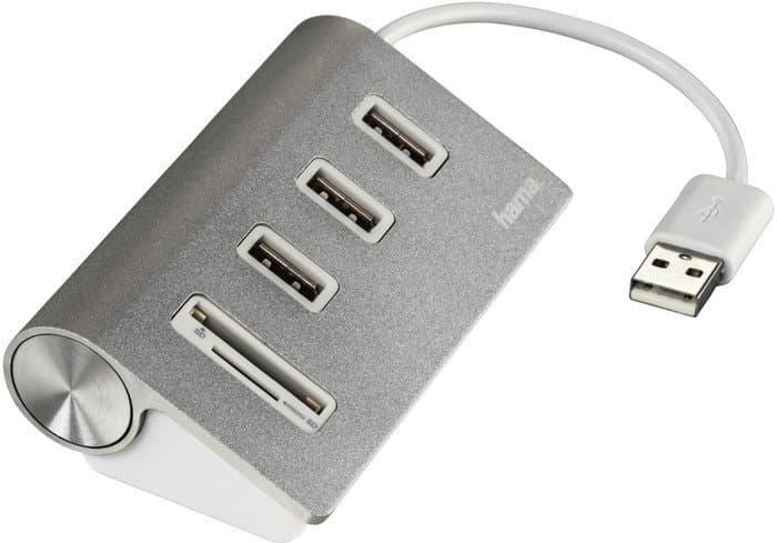USB-хаб Hama 54142