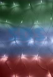Световая сетка Neon-night Сеть светодиодная 1.5х1.5 м [215-129]