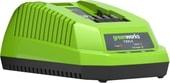Зарядное устройство Greenworks G40C (40В)