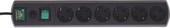 Сетевой фильтр Most RG 5 м (черный)