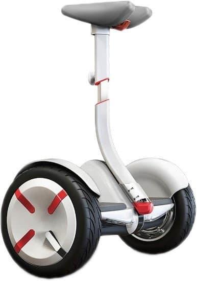 Гироцикл Ninebot Mini Pro White