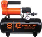 Автомобильный компрессор Агрессор AGR 8LT