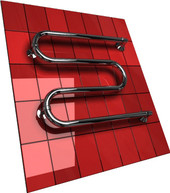 Полотенцесушитель Двин M без полочки 50×50