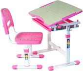 Парта Fun Desk Piccolino (розовый) [211461]
