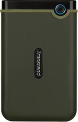 Внешний накопитель Внешний жесткий диск Transcend StoreJet 25M3 1TB (зеленый)