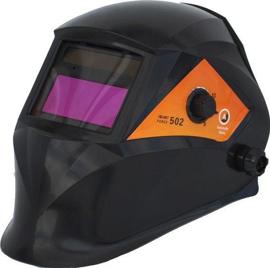 Сварочная маска ELAND Helmet Force-502 (черный)