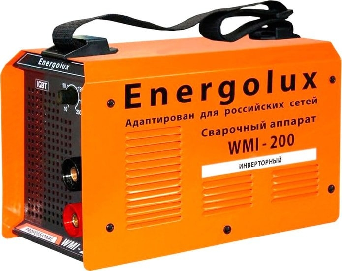 Сварочный инвертор Energolux WMI-200