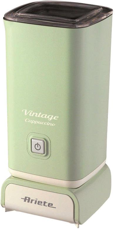 Автоматический вспениватель молока Ariete 2878 (Green Vintage)