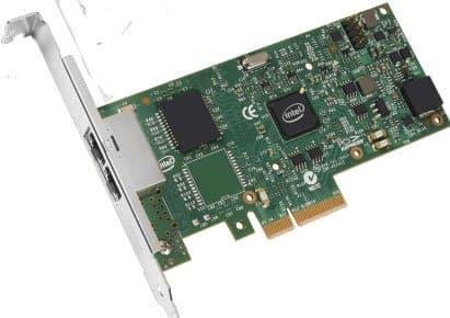 Сетевой адаптер Intel I350-T2V2 [I350T2V2BLK]