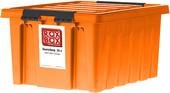 Ящик для инструментов Rox Box 36 литров (оранжевый)