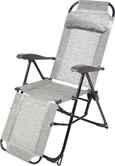Кресло Nika складное КШ3 (бамбук)
