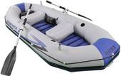 Моторно-гребная лодка Intex Mariner 3 [68373]