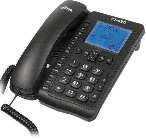 Проводной телефон Ritmix RT-490