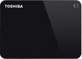 Внешний накопитель Toshiba Canvio Advance HDTC910EK3AA 1TB (черный)