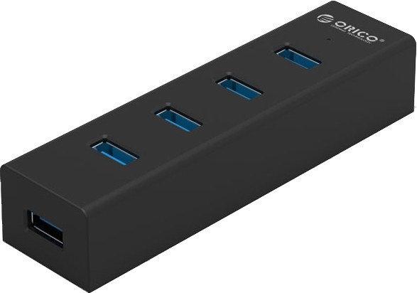 USB-хаб Orico H4013-U3-BK