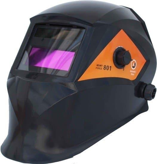 Сварочная маска ELAND Helmet Force-801 (черный)