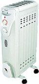 Масляный радиатор General Climate NY 16 CA