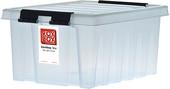 Ящик для инструментов Rox Box 16 литров (прозрачный)