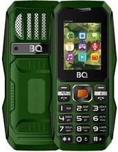 Мобильный телефон BQ-Mobile BQ-1842 Tank mini (зеленый)
