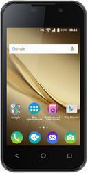 Смартфон BQ-Mobile Strike Mini (серый) [BQ-4072]