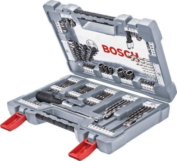Набор оснастки Bosch 2608P00236 (105 предмет)