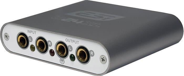Аудиоинтерфейс ESI U24 XL