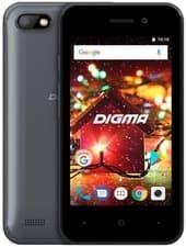 Смартфон Digma Hit Q401 3G (серый титан)