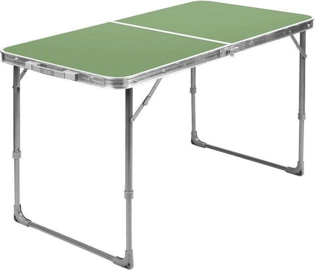 Стол Nika складной влагостойкий ССТ3 (зеленый)