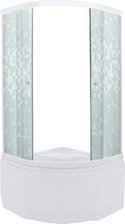 Душевой уголок Triton Стандарт Б1 90×90 (стекло мозайка)