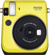 Фотоаппарат Fujifilm Instax Mini 70 Canary Yellow