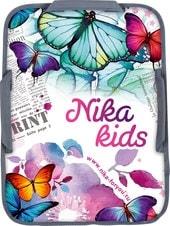 Санки-ледянка Nika ЛПР4054 (бабочки)