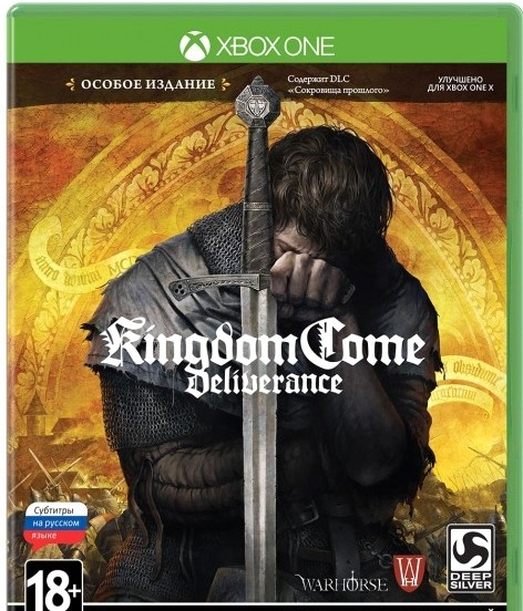 Игра Xbox One Kingdom Come: Deliverance. Особое издание