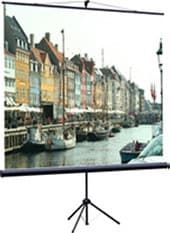 Проекционный экран Classic Solution Libra 180×180 T 180×180/1 MW-ST/B