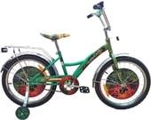 Детский велосипед Stream Wave 18 (зеленый)