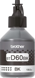 Чернила Brother BTD60BK