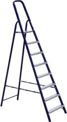 Лестница-стремянка Алюмет cтальная из профиля 40х20мм M8408