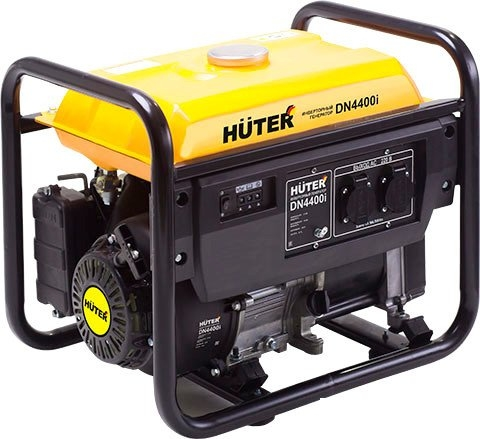 Бензиновый генератор Huter DN4400i