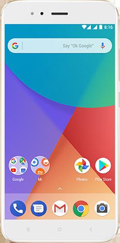 Смартфон Xiaomi Mi A1 4GB/64GB международная версия (золотистый)