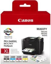 Картридж Canon PGI-2400XL BK/C/M/Y