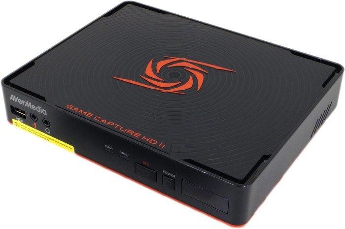 Устройство видеозахвата AverMedia Game Capture HD II