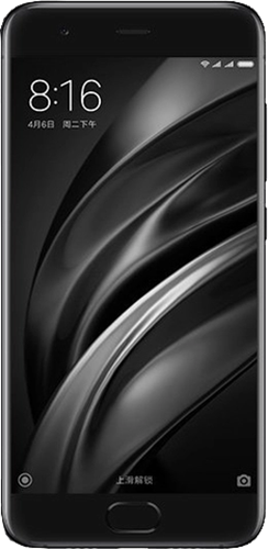 Смартфон Xiaomi Mi 6 Ceramic (черный)