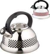 Чайник со свистком Mallony MAL-0417C