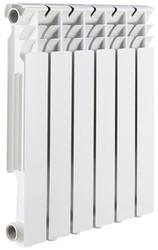 Биметаллический радиатор Rommer Optima Bm 500 (7 секций)